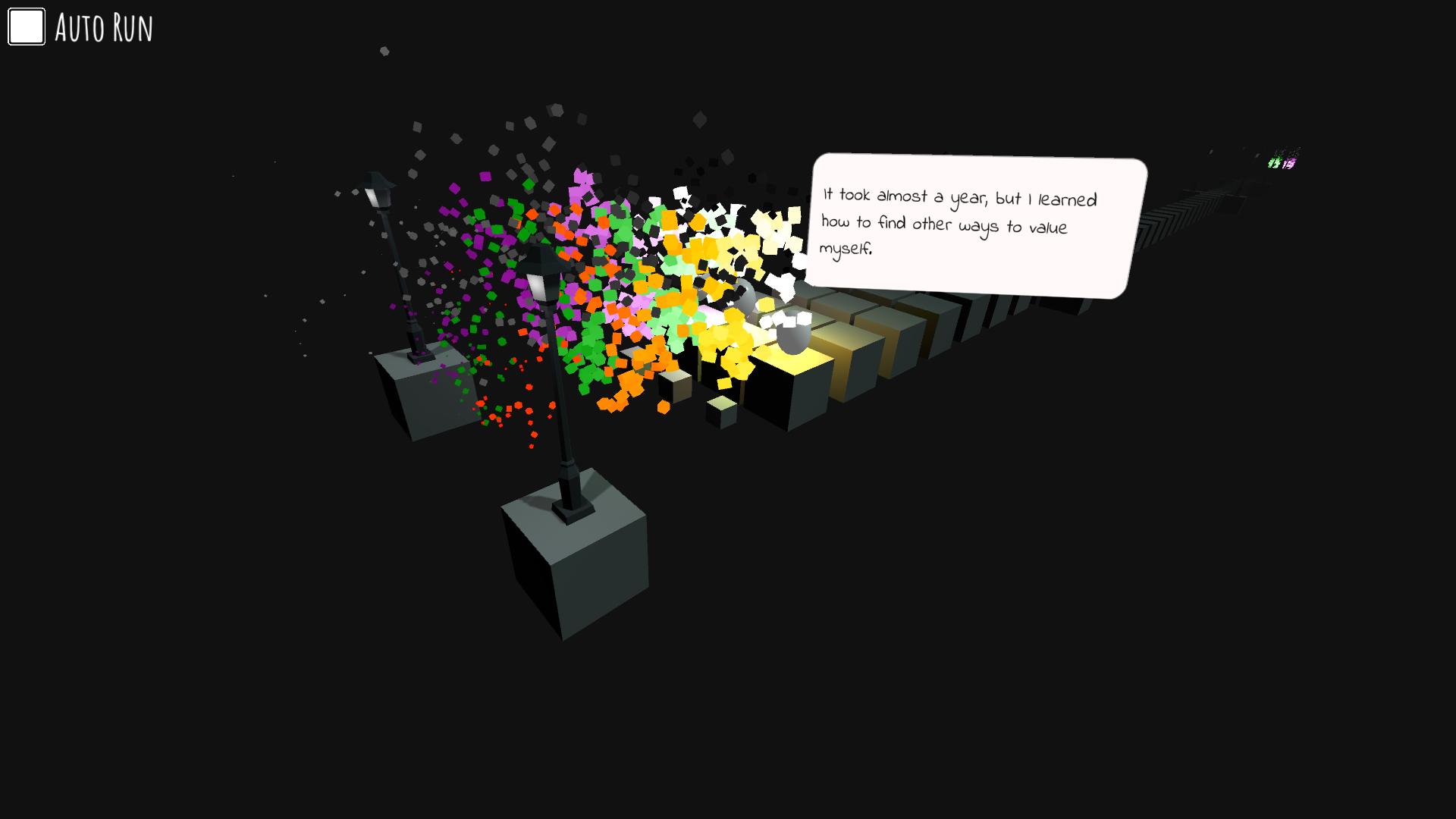 Gameplay footage of Hope