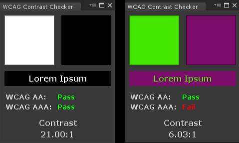 Examples of Unity Editor Window